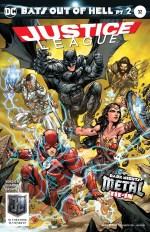 Justice League #32