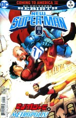 New Super-Man #9