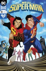 New Super-Man #18