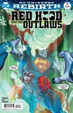Red Hood & The Outlaws #3