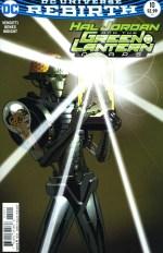 Hal Jordan and the Green Lantern Corps #10