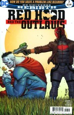 Red Hood & The Outlaws #7
