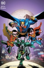 Super Sons/Dynomutt and Blue Falcon #1