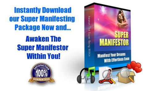 Instantly Download the Most Potent and Effective Online Manifesting Program in THE WORLD!!
