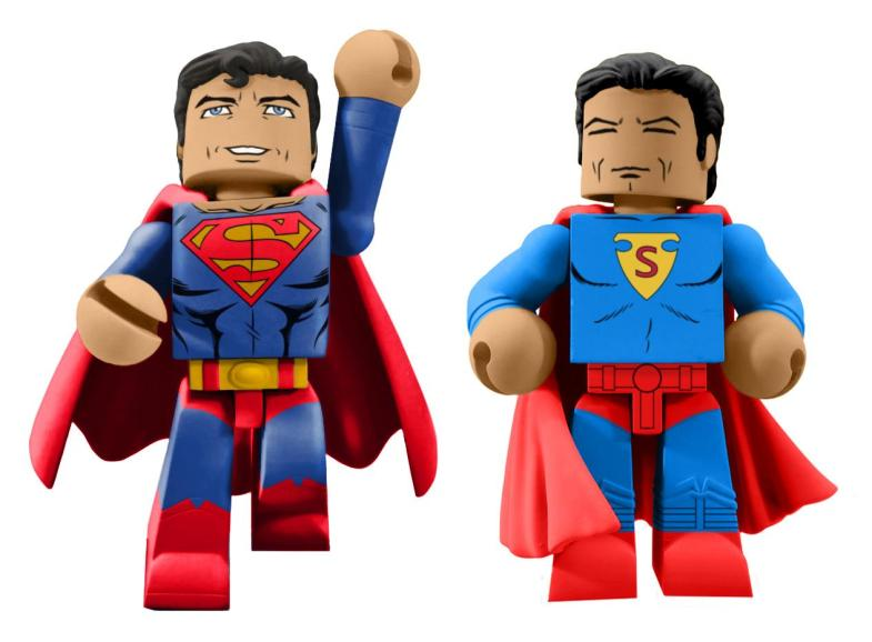 Superman Diamond Select Toys SDCC 2018 Exclusive.
