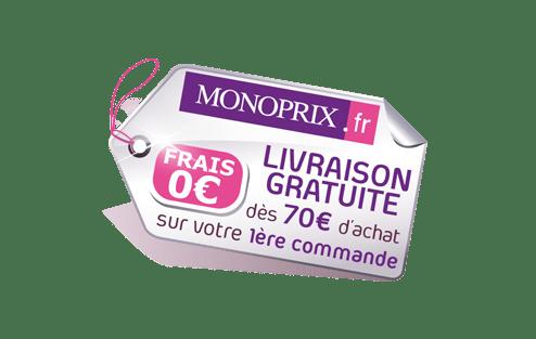 Code Promo Monoprix Livraison Gratuite Des 70 Euros D Achat Supermarche En Ligne