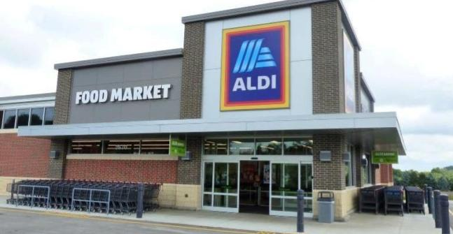 Aldi credit cards and gift cards
