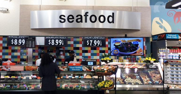 Fresh Seafood Keeps Traditional Grocers Strong