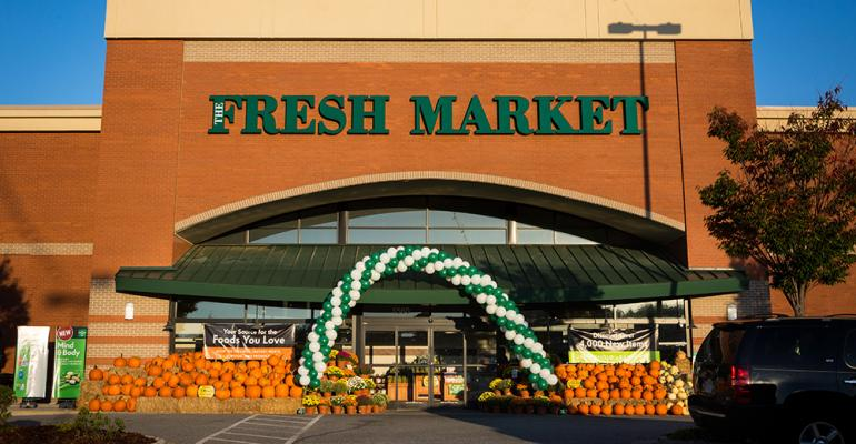 Fresh Grocer Hourly Pay
