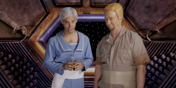 "MST3KEp3TimeTravelersJoel - Mystery Science Theater 3000 The Return (S01E03) ""The Time Travelers"""