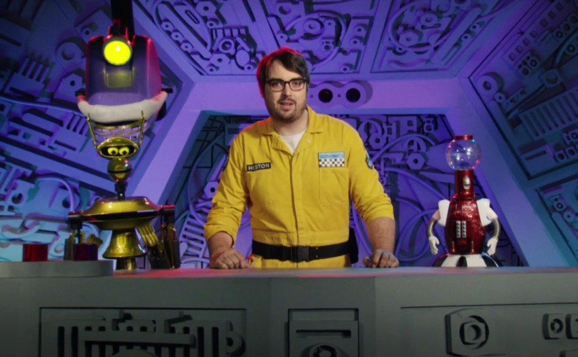 "Mystery Science Theater 3000 The Return ""Time Travelers"""