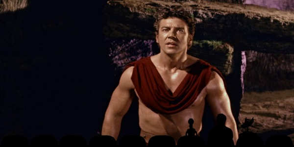 """MST3KEp8Herc - Mystery Science Theater 3000 The Return (S01E08) """"The Loves of Hercules"""""""