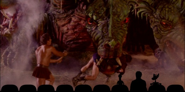 """MST3KEp8Hydra - Mystery Science Theater 3000 The Return (S01E08) """"The Loves of Hercules"""""""