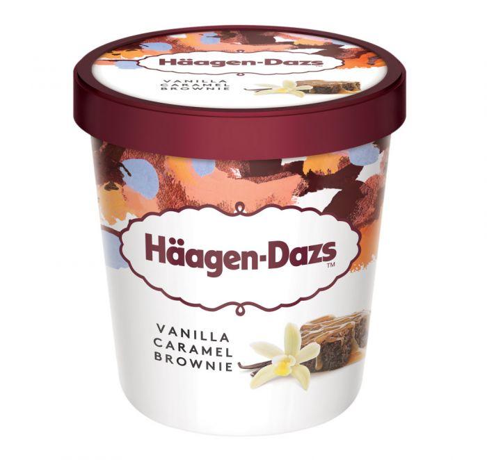 Comprar Helado brownie de caramelo y v en Supermercados MAS Online
