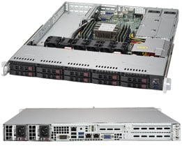 SuperServer SYS-1019P-WTR
