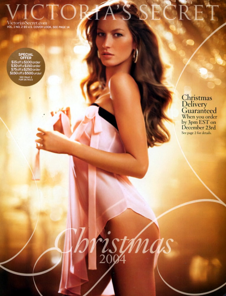 Assorted Victoria's Secret Catalog Covers [x 198]