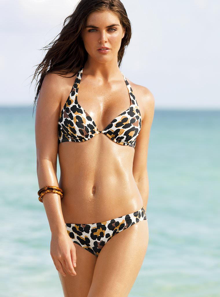 Victoria's Secret Online Catalog – Hilary Rhoda