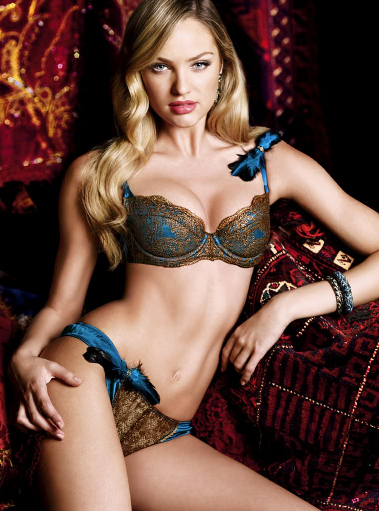 Victoria's Secret Online Catalog – Candice Swanepoel Vol. 2