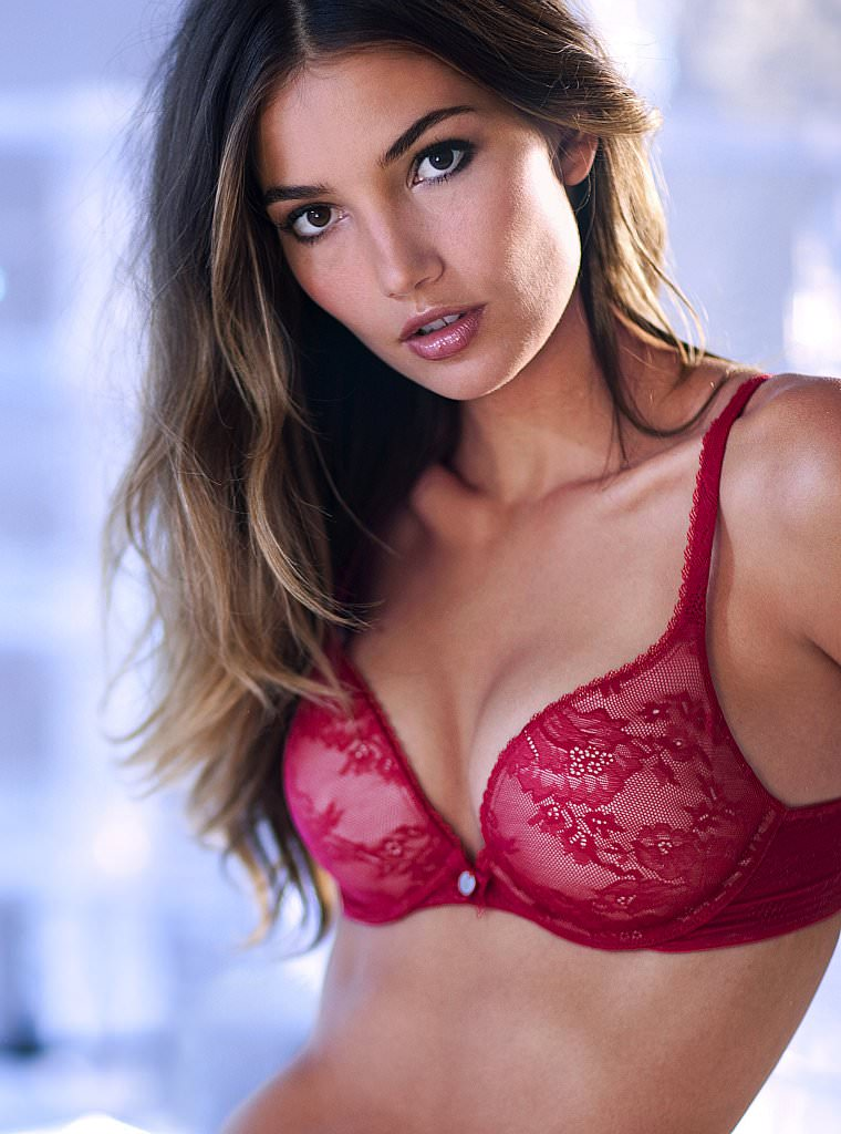 Victoria's Secret Online Catalog – Lily Aldridge Vol. 2 [x 113]