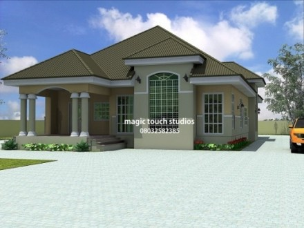 Marvelous Two Bedroom House Plan In Ghana Arts Simple 3bedroom House     Marvelous Two Bedroom House Plan In Ghana Arts Simple 3bedroom House Plans  On Half A Plot