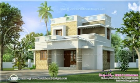 Fantastic Modern Small Two Story House Cool Small House Design Ideas     Fantastic Modern Small Two Story House Cool Small House Design Ideas 2 2  Story Small Beautyful