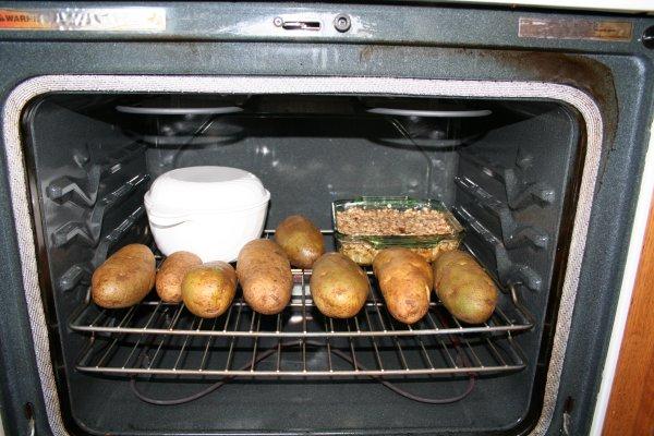 Full Oven