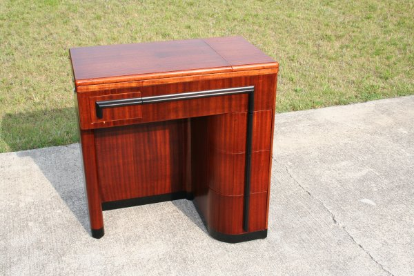 Singer Art Deco Cabinet #1