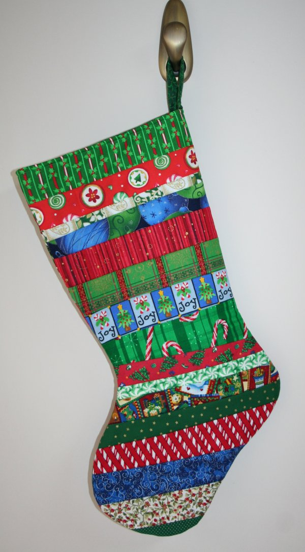 QAYG Stocking