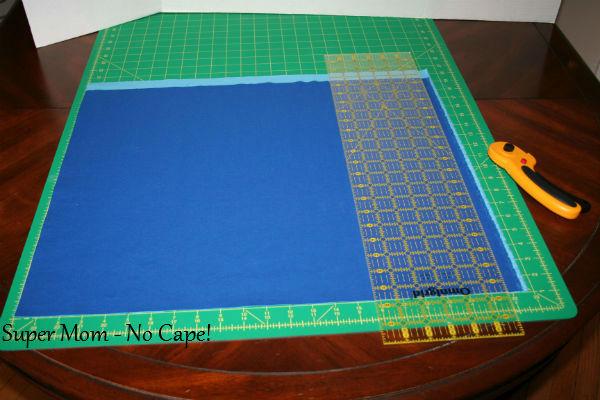 1 - square up fabric