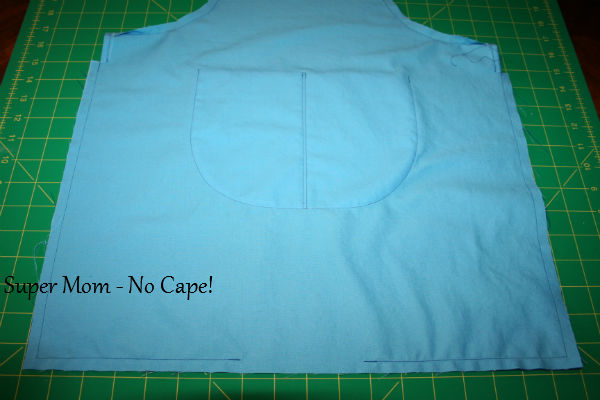 25 - Sew right sides together