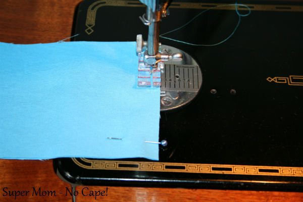 32 - Sew Strips together