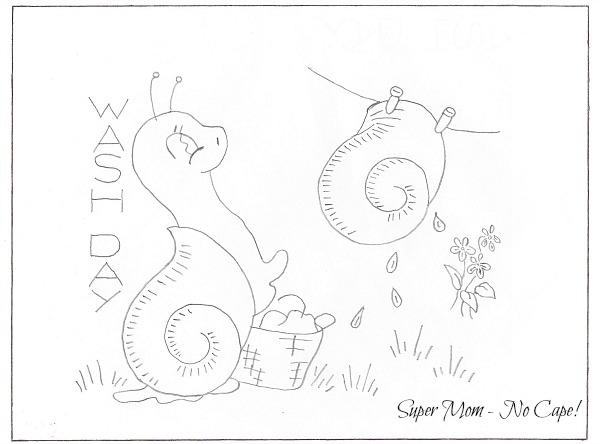 JPEG 83 Snail Wash Day