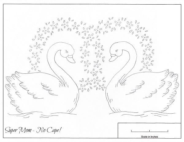 JPEG 84 Large Swans