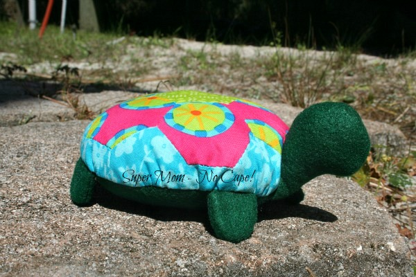Lexie the Hexie Turtle second view