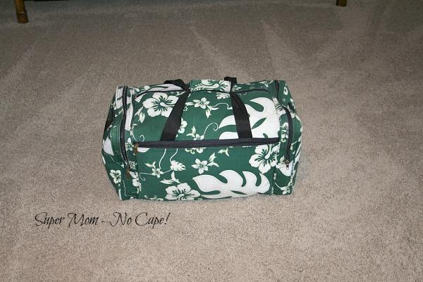 Aloha Duffel Bag