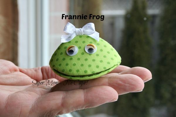 Frannie Frog