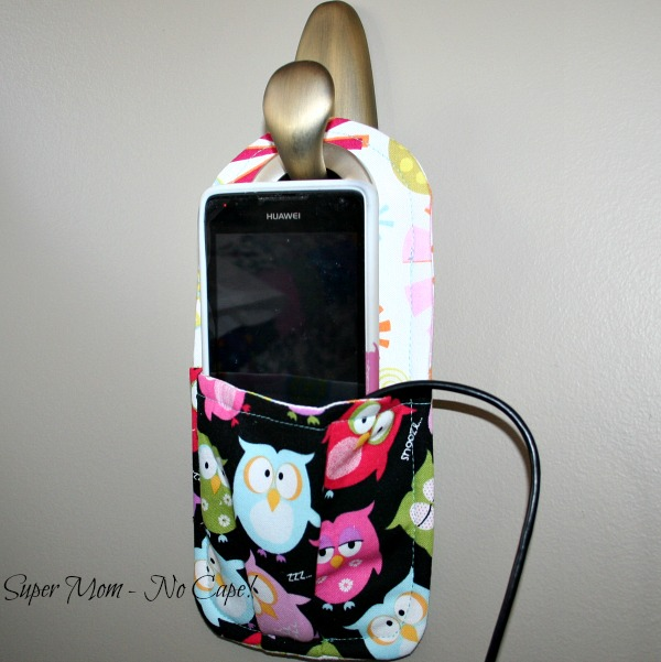 Cute Owl Cellphone Charging Station