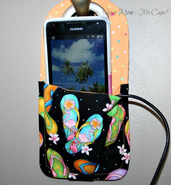 My Slippah Cellphone Charging Station