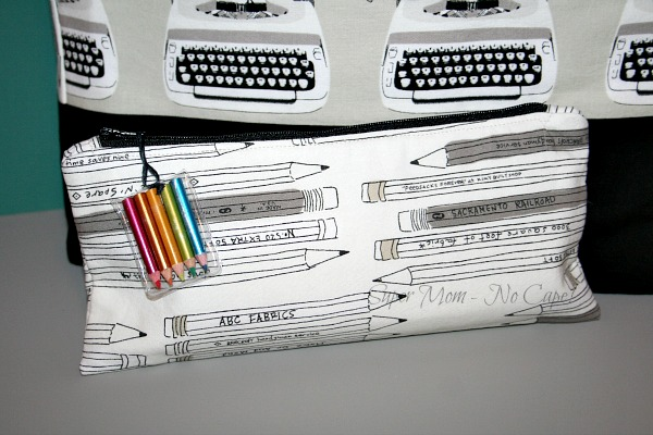 Pencil & Pillow Cases