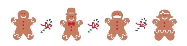 Christmas Cookies: Day 2 of Virtual Cookie Exchange Blog Hop