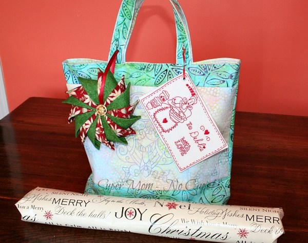 Santa Sack Swap – The Gifts I Made for Debbie