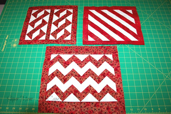 The little hst quilt tops