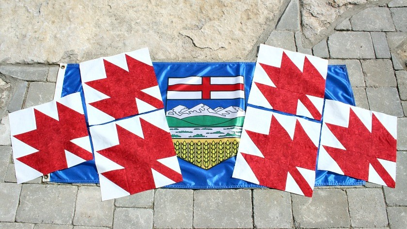 Quilts for Fort McMurray