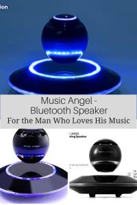 Great Gift Idea for Men - Levitating Bluetooth Speakers