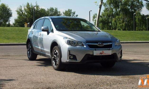 Al volante del Subaru XV AWD