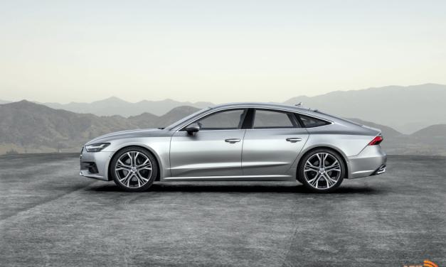 Llega la segunda generación del Audi A7 Sportback 2018