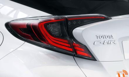 Así será la gama del Toyota C-HR 2018