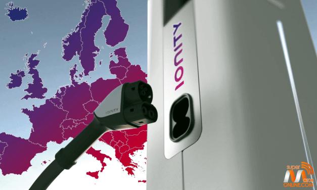 IONITY, la red de carga de alta potencia para coches eléctricos