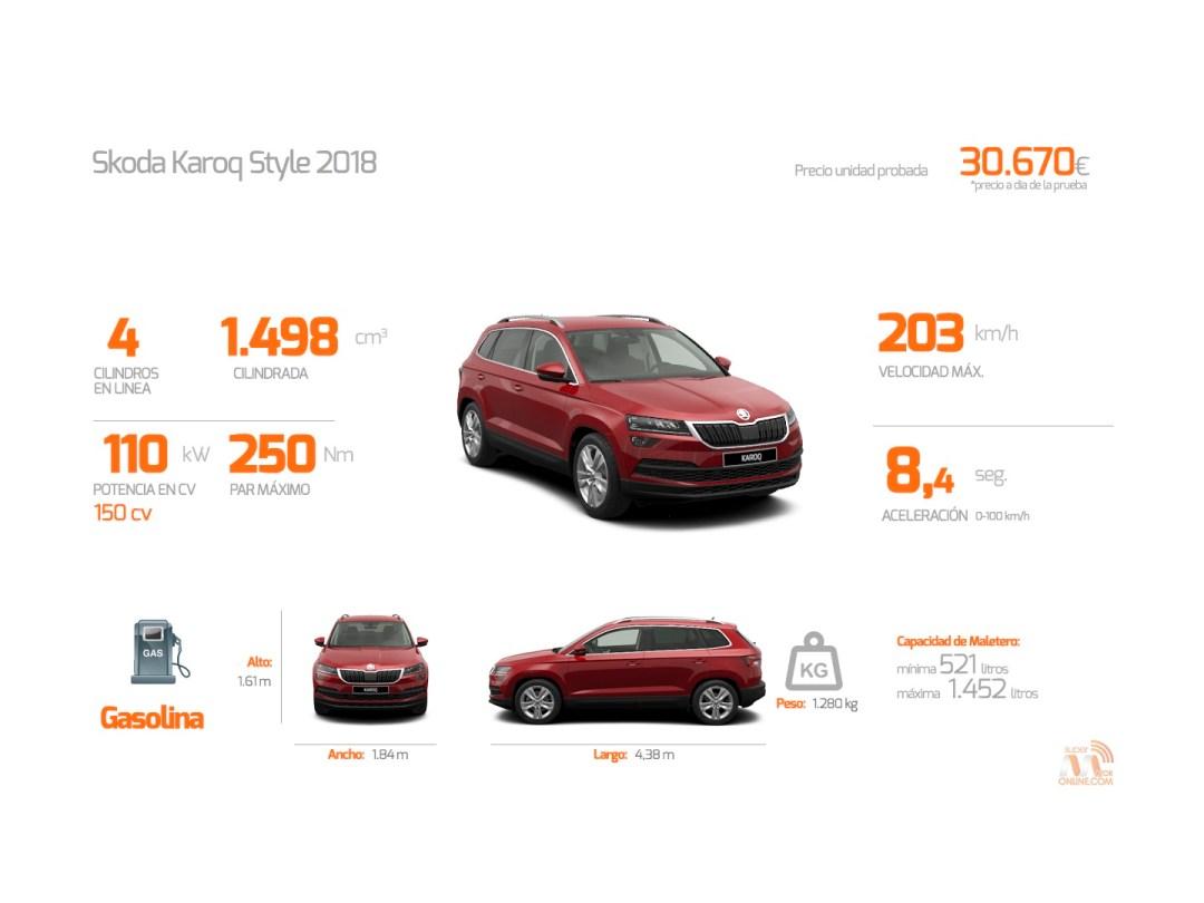 Especificaciones del Renault Kadjar 2017