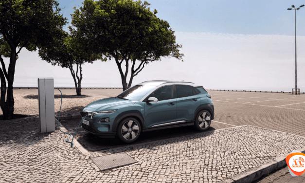 Hyundai KONA Eléctrico, el SUV ideal para el día a día.